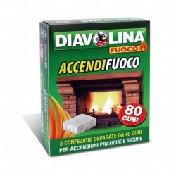 DIAVOLINA ACCEND.80 CUBI
