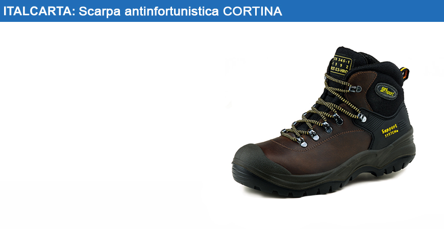 Scarpa Antinfortunistica Cortina